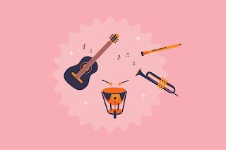 Virus Nyanyian dan Alat Musik