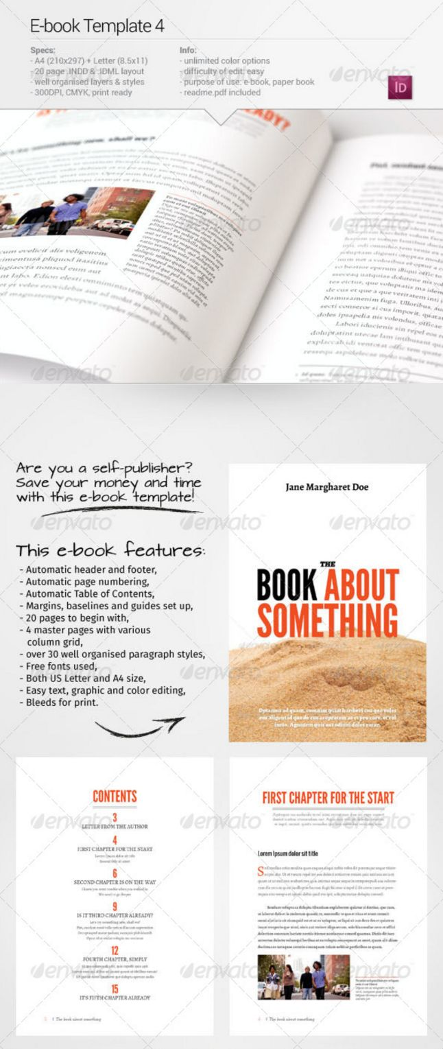 Ebook Template 4 By Demorfoza Download