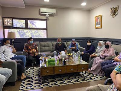 Dprd Kota Tangerang Terima Aduan Warga Benda