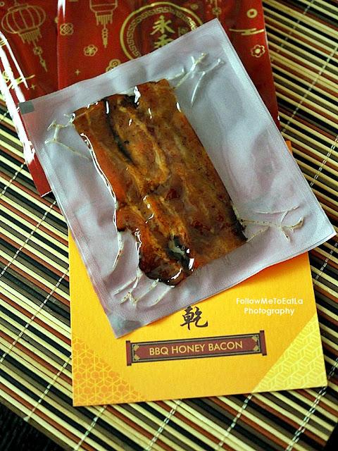 BBQ Honey Bacon