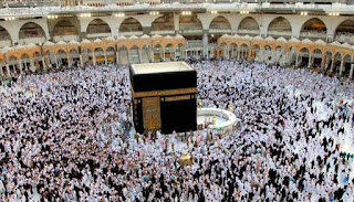 Despite the ban on payment of Umrah, tawaaf, Sai continued in Haram Sharif