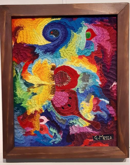 «Mariposas» de G. Mesía.