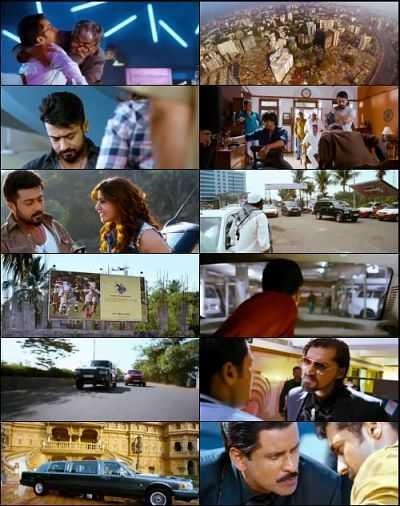 Anjaan 2014 [Hindi + Tamil] Dual Audio 480p 400mb