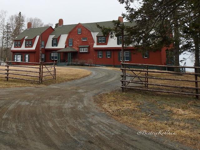 F.D. Roosevelt Cottage, Campobello NB