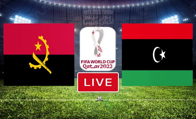 Match Libya vs Libya Live Streaming FIFA World Cup Qatar 2022 Qualifier