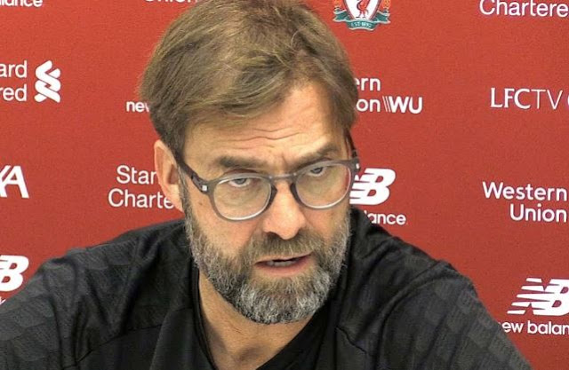 EPL: Klopp speaks on Liverpool missing out on title because of coronavirus