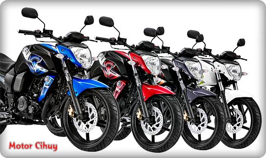 Harga Motor Yamaha Byson Terbaru 2015 OTR Jakarta