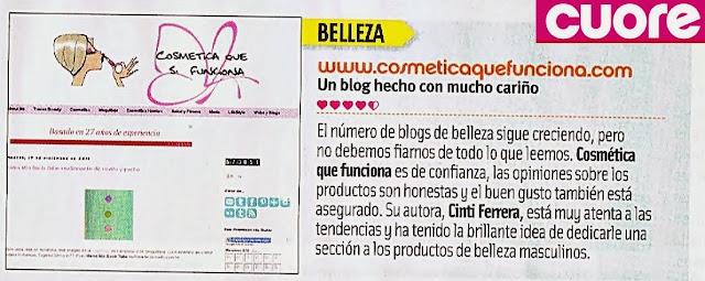 ¡¡Soy Chica Cuore!!! - Blog de Belleza Cosmetica que Si Funciona
