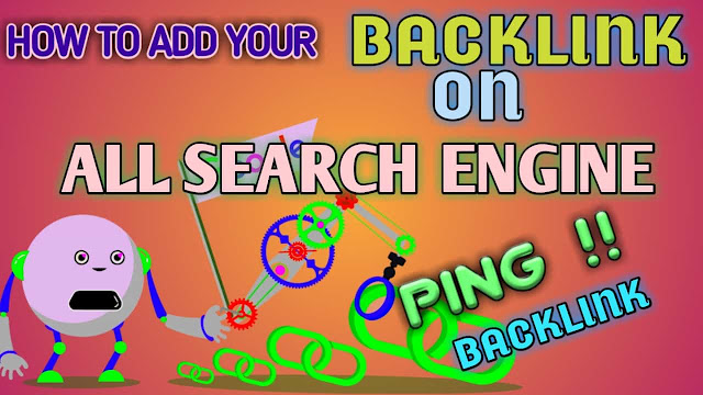 How to ping your Backlink