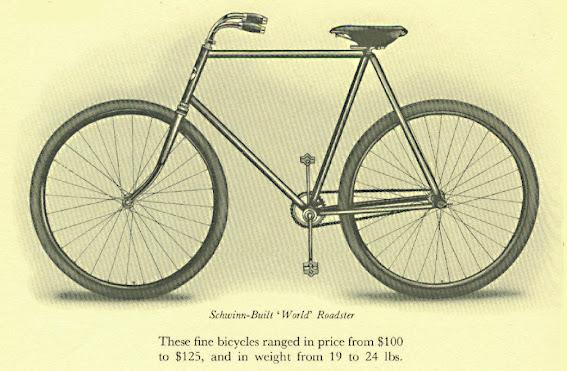 vintage 1890s bicycle