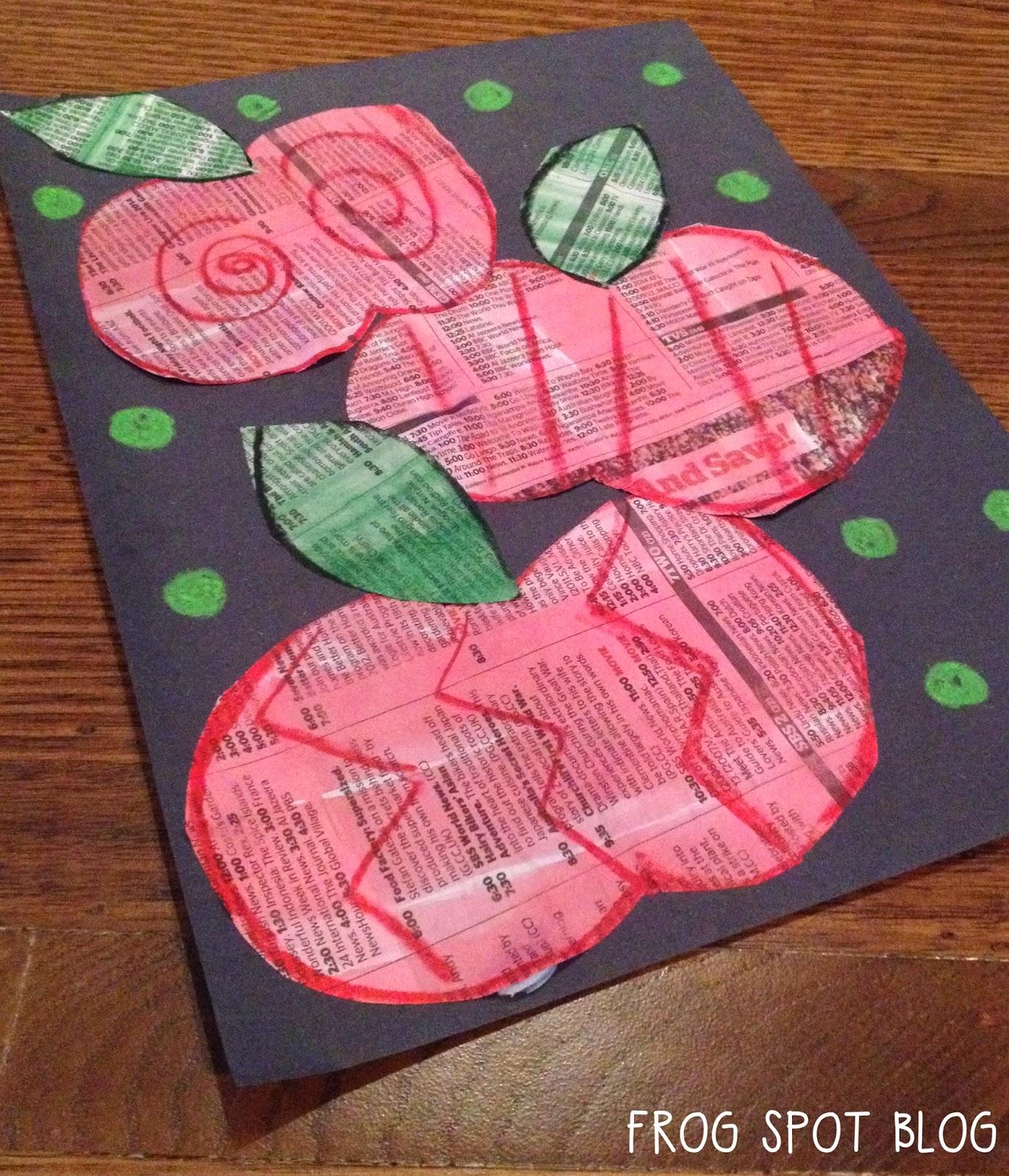 Kindergarten Arts And Crafts For September