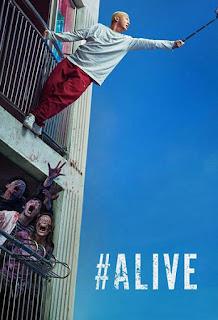 #Alive - HDRip Dual Áudio