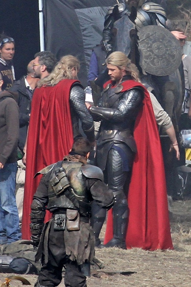MOVIE HYPE SA: THOR: THE DARK WORLD (Images)