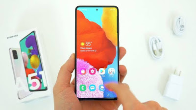 Review samsung a51 Indonesia