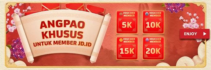 Promo Imlek Online Menarik JD.ID Tahun Ini