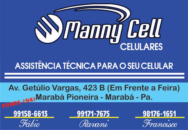 MANNY CELL -- CELULARES -- ASSISTÊNCIA TÉCNICA PARA O SEU CELULAR