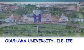 Oduduwa University Admission