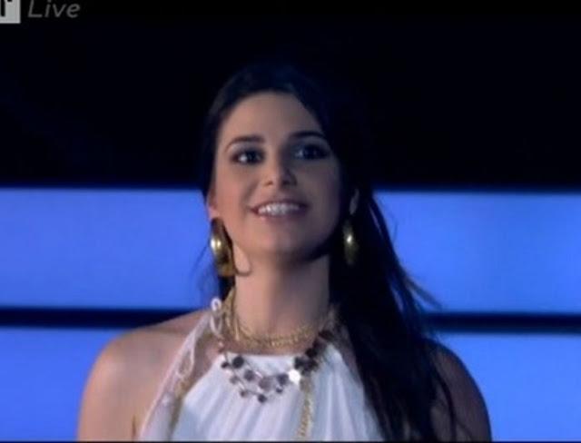 Η απάντηση της Νωαίνας για την Aπρεπή συμπεριφορά της στο X-Factor!