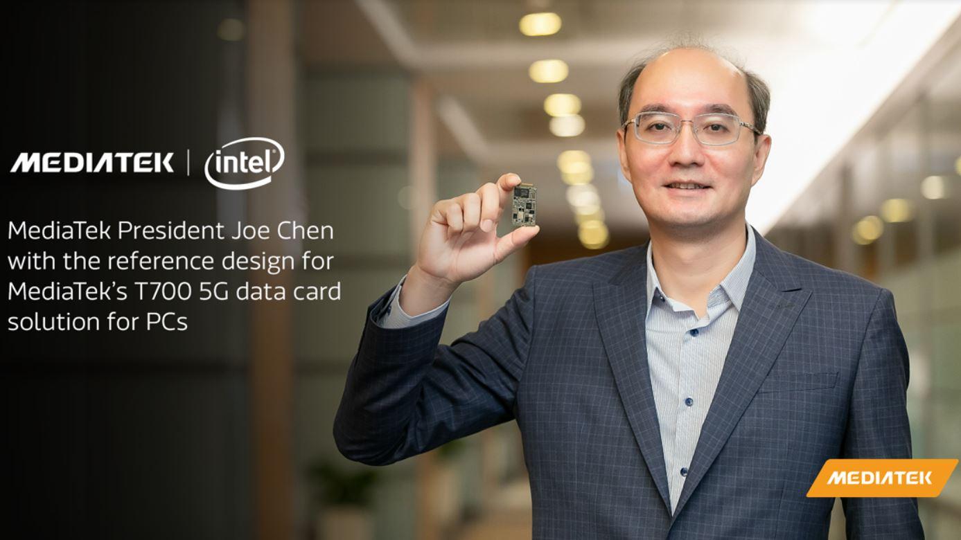 Kolaborasi MediaTek dan Intel Siap Hadirkan 5G di PC Generasi Berikut