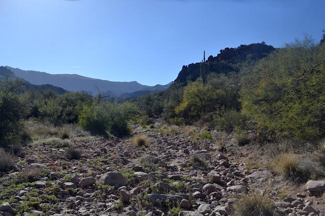 Boulder Canyons