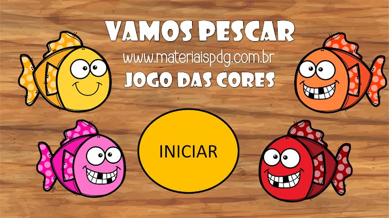 PESCARIA - JOGO DAS CORES