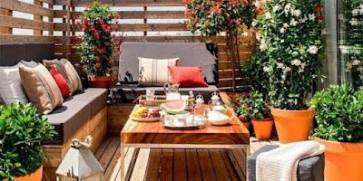 10 Tips Menata Ruang Makan Sekaligus Ruang Keluarg