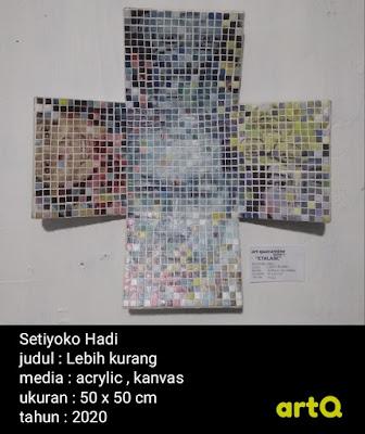 Lebih Kurang Karya Setiyoko Hadi