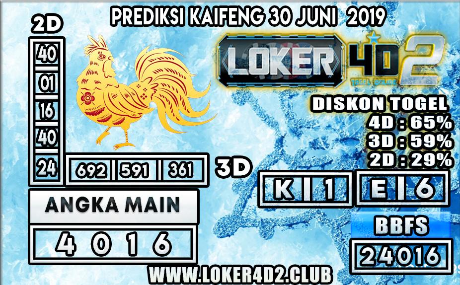 PREDIKSI TOGEL  KAIFENG LOKER4D2 30 JUNI 2020