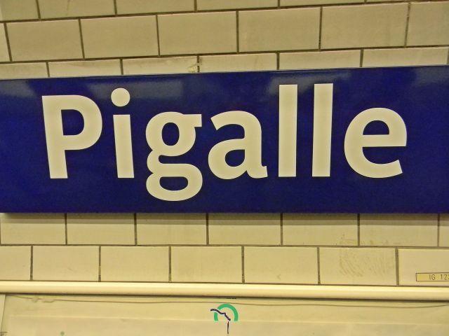 Plac Pigalle, Paryż, Francja
