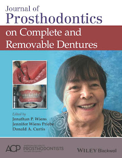 Journal of Prosthodontics on Complete and Removable Dentures