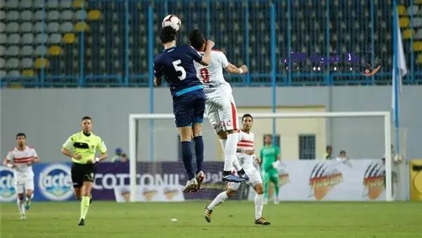 يحل نادي الزمالك ضيفا علي نظيرة بيراميدز في اطار الجولة الرابعة والعشرون من