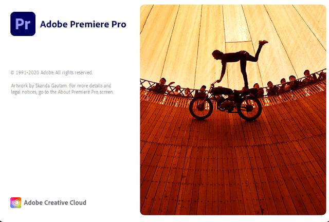 تحميل بريمير برو - Adobe Premiere Pro 2020 أخر إصدار نسخة مفعلة