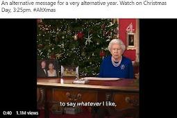 Pidato Deepfake Ratu Elisabeth di Channel 4 Hebohkan Warga Inggris