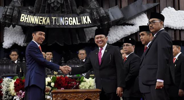 Riza Patria: Ada Usul Presiden Kembali Dipilih Melalui MPR