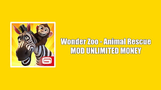 Download Wonder Zoo - Animal rescue (MOD Money/Gems)