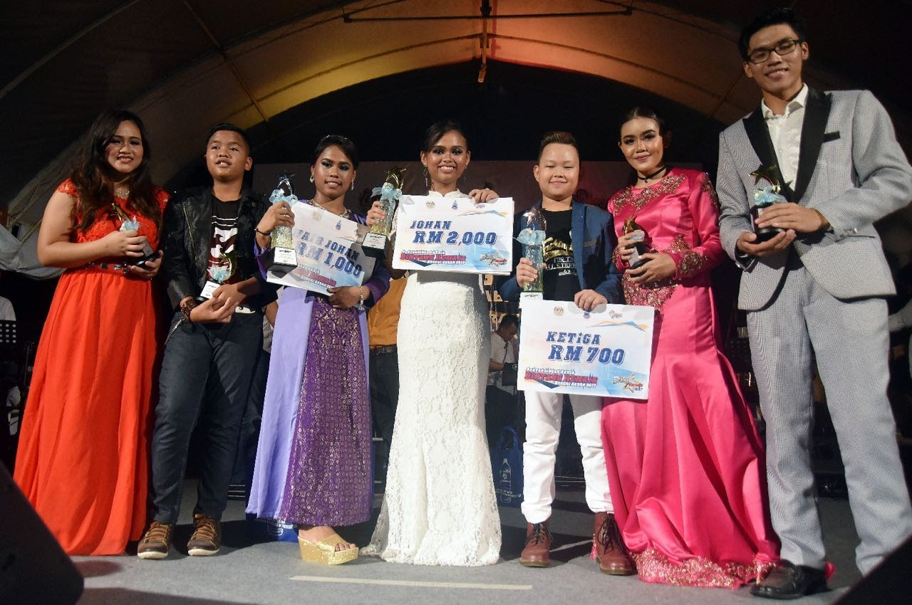 Pemenang Bintang Remaja Sabah 2017
