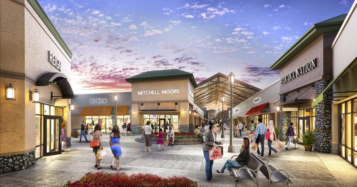 Asheville Outlet Mall >> Coming Soon: Asheville Outlets