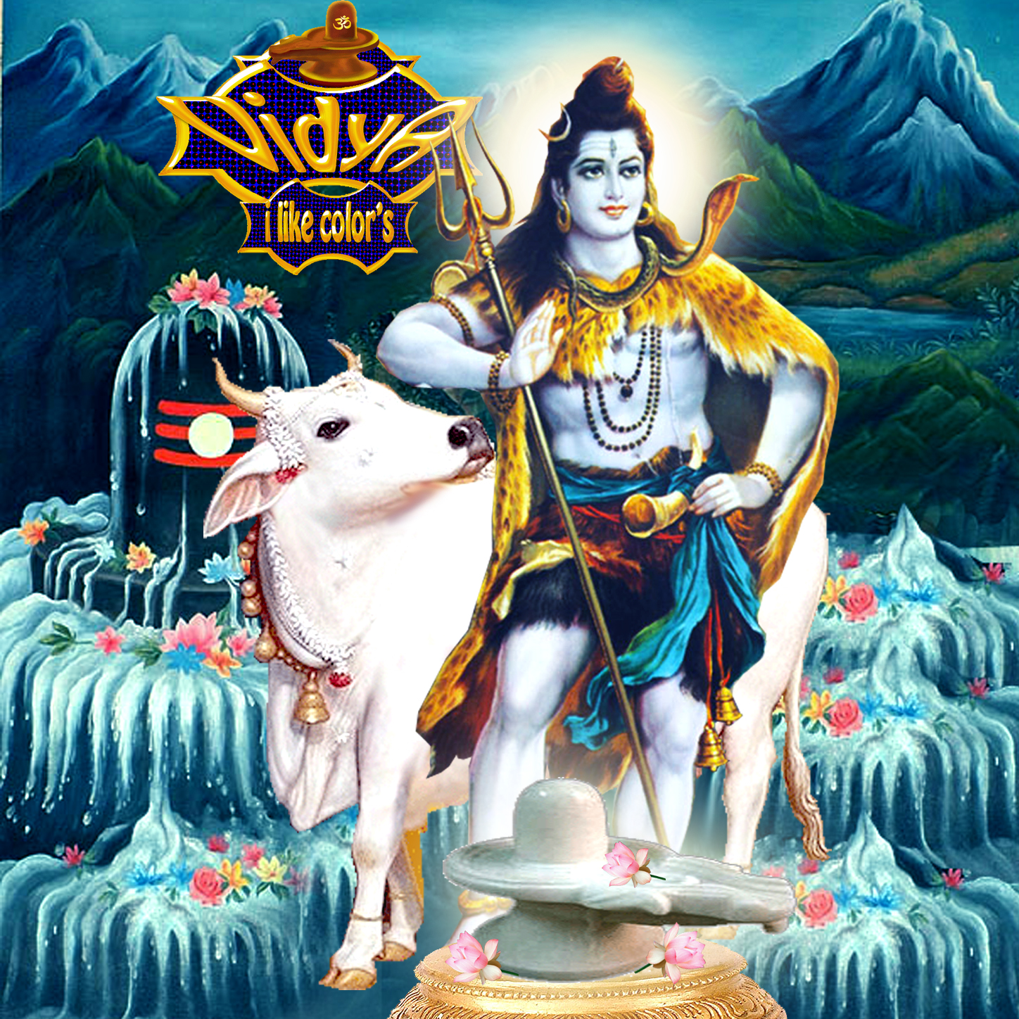 LORD SHIVA WALLPAPER'S: lord shiva wallpaper's