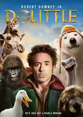 Dolittle movie review- Dolittle release date/9xfilms4u