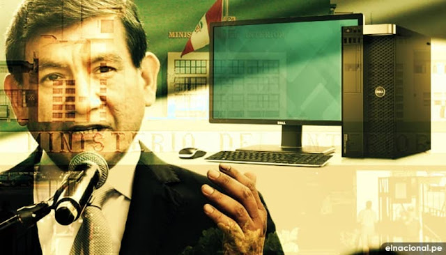 MININTER compró computadoras sobrevaloradas e inservibles