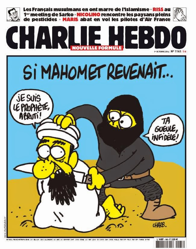 Charlie Hebdo and the current controversy within PEN America