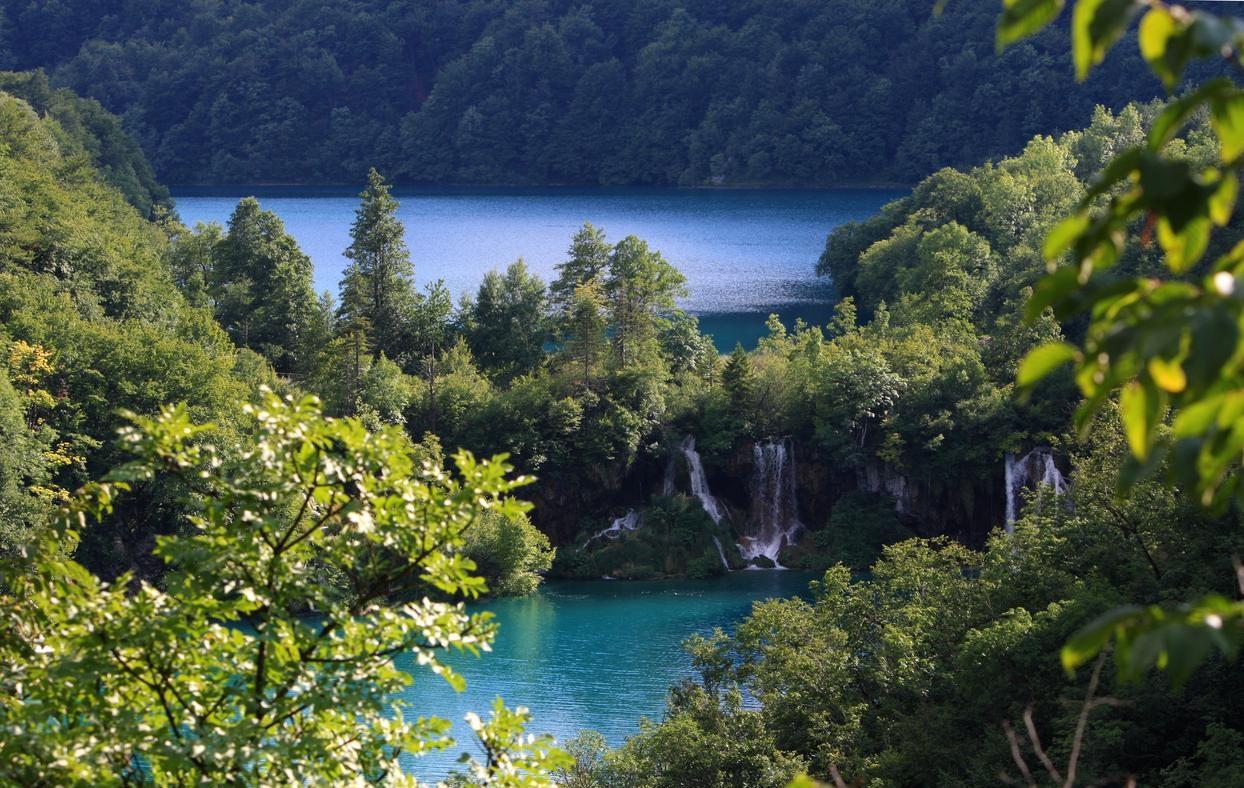 Plitvice Lakes National Park Croatia 3