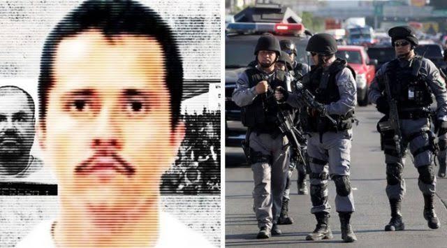 """Policías filtraban información de operativos a """"El Mencho"""" líder del CJNG; vinculan a proceso a 6 uniformados"""