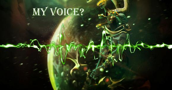 Dota 2 voice impressions celebrity