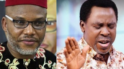 Nigeria Govt Acted Late Over IPOB, They Should Let Them Have Biafra – TB Joshua