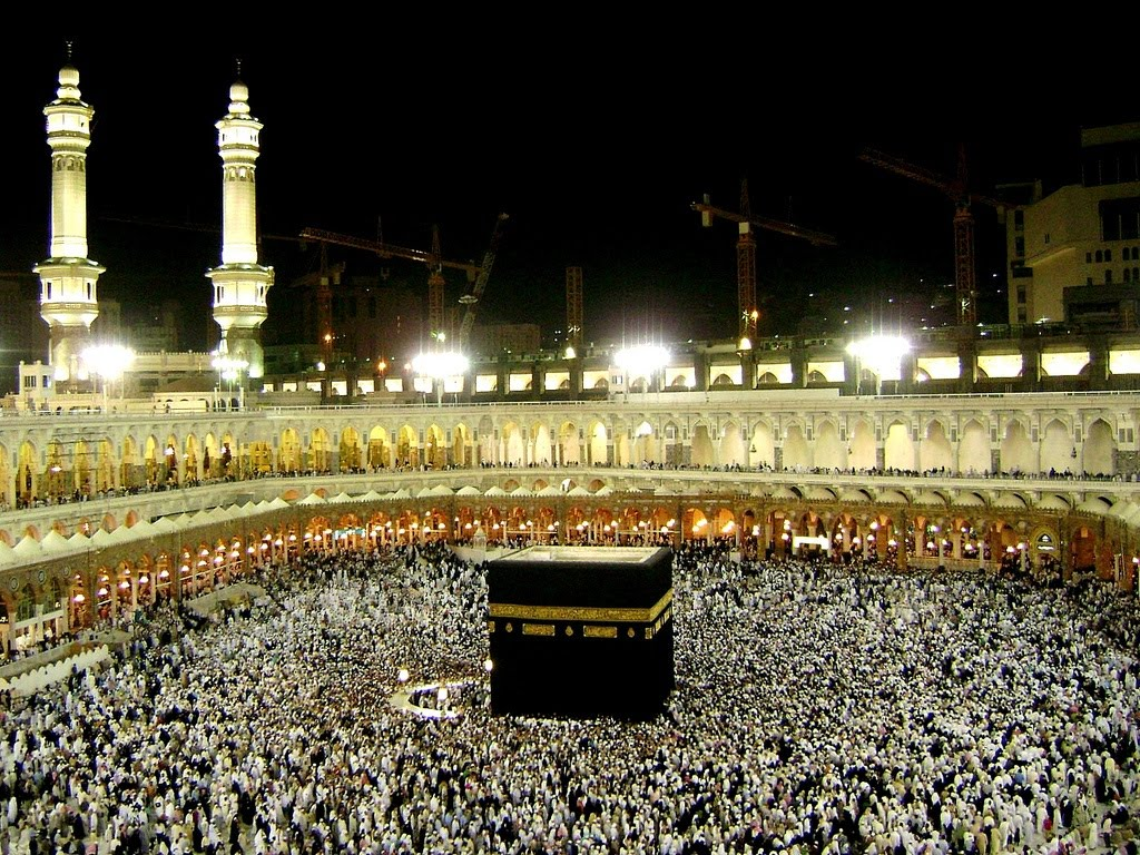 Foto-Foto Indahnya Kakbah di Mekah | Gambar Keren dan Unik