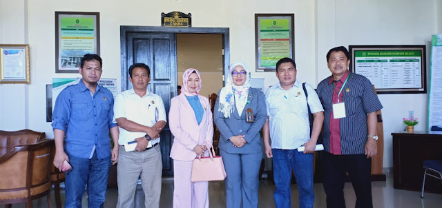 Komisi I DPRD Kunker Ke PN Parepare
