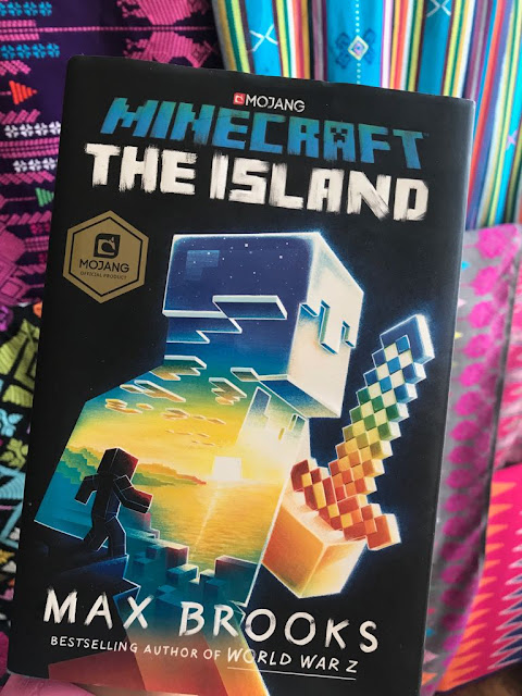 Book Review: Minecraft The Island