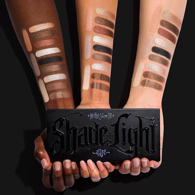 Kat Von D Teased Metal Crush Highlighters and Launched The Glimmer Palette