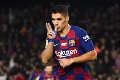 Barcelona Mendapatkan Kabar Buruk Tentang Luis Suarez